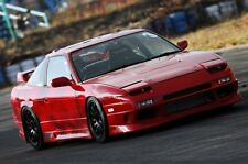 Nissan Silvia 180sx GP Sports G-sonic Style Front Bumper