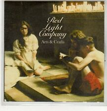 (EP503) Red Light Company, Arts & Crafts - 2008 DJ CD