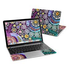Apple MacBook 12in Skin - Mehndi Garden by Fusion Idol - Sticker Decal