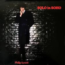 PHILIP LYNOTT - Solo In Soho (LP) (G-VG/G++)