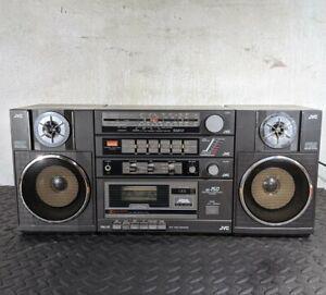 JVC PC-150L Ghetto Blaster Boom box Radio Cassette Player Made in Japan