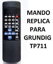 MANDO PARA GRUNDIG TV TP711 REPLICA