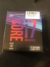 Intel Core i7-8700K 6 Cores 3.7GHz Unlocked DELID WITH LIQUID METAL!!