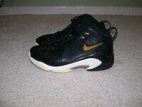 1998 OG SZ 11 Nike Air Pippen II 2 Bred Black White 830055-061 More Uptempo 1 XI