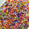 2000Pcs 21 Colors Pick Czech Glass Seed Spacer Beads DIY Jewelry Making 2mm