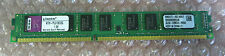 Kingston KTH-PL313E/2G RAM Module 2GB 240 Pin DDR3 1333 SDRAM Unbuffered