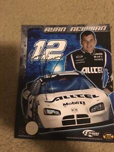 Ryan Newman Signed 8x10 Photo Auto Autograph NASCAR Alltel #12
