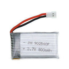 800mAh Lipo Battery 3.7V For SYMA X5C X5SCX5SW WLtoys RC Drone Airplane