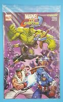 Marvel vs. Capcom Infinite #1 Custom Edition Promo Comic Book Poly-Bagged 2017
