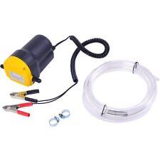 12Vlt Oil / Diesel Electric Transfer Pump Fluid Extractor For Car/Motorbike