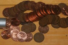 Weeda Canada Penny collection, KGV 1920s to full red QEII issues