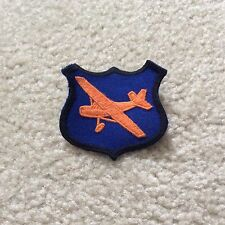 FIXED WING Aviation School patch