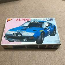 Nichimo Alpine Renault A310 1/24 Modelo Kit Vintage #11262