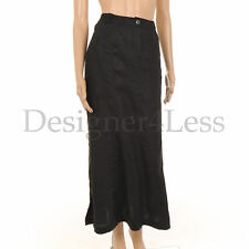No Pattern Formal A-line Skirts Plus Size for Women