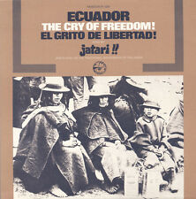 Ecuador: El Grito De Libertad (The Cry Of Freedom) - Grupo (2009, CD NIEUW) CD-R