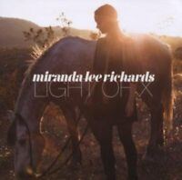 Miranda Lee Richards - Light of X [CD]