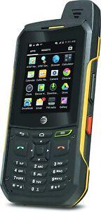 SONIM XP6 - XP6700 - Rugged Smartphone (GSM UNLOCKED) BLACK/YELLOW - Brand New!