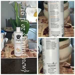 Oatmeal Conditioning Rinse Grooming Dogs & Cats, Soothe Sensitive 16 fl Oz 🐶