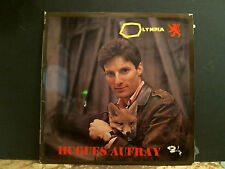 HUGUES AUFRAY  Olympia   LP  French  Skiffle  Pop Rock    Great !