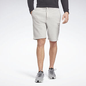 Reebok Men's Training Essentials Mélange Shorts