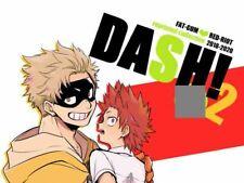 My Hero Academia Doujinshi ( Fat Gum x Kirishima ) 156-page!! DASH!2 Osoba