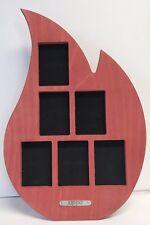 Zippo Vitrine Kassette Display Flamme Flame HOLZ für 6 ZiPPOs original ZiPPO