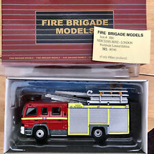 FIRE BRIGADE MODEL 1/50 SCALE, FBM 5001, MERCEDES BENZ ATEGO London Fire Brigade