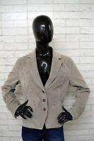 Giacca MARLBORO CLASSICS Donna Taglia 46 Cappotto Giubbino Jacket Woman Elastica