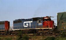 Grand Trunk  #5913 SD-40 DP+L Moraine May 84 ORIGINAL  Agrachrome 35MM SLIDE