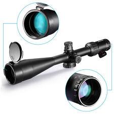 Neewer 10-40X56SFIR Varmint Target Dot Riflescope Rifle Scope V5606DSFIR