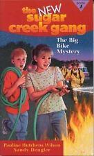 The Big Bike Mystery (New Sugar Creek Gang Books)-ExLibrary