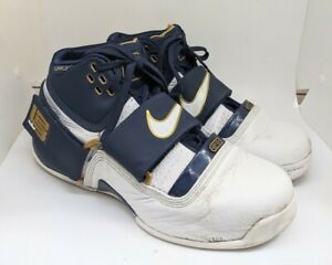 Nike Zoom LeBron Soldier 1 Think 16 QS '25 Straight' AO2088-400 Men Size 10.5
