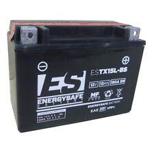 BOMBARDIER-CAN AM DS, DS Baja, DS X 650 2000-2006 ENERGYSAFE BATTERY ESTX15L-BS