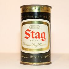 New listing Stag Premium Dry Pilsener Beer Flat Top