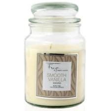 Velas de soja natural con Aroma a Vainilla Frasco Regalo Cera Fragancia burntime: 104hrs (aprox)