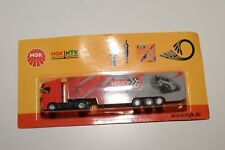 V 1:87 MERCEDES-BENZ ACTROS TRUCK WITH TRAILER NGK MOTOR SPORT MINT BOXED