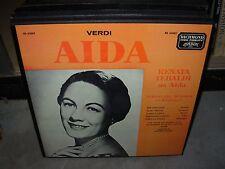 EREDE / TEBALDI / VERDI aida ( classical ) 3lp box london