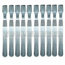 10 Pcs Metal Spudger Stick Pry Open Tool for iPhone 4 4S iPod Touch HTC Samsung