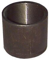 "6/"" 1//8/"" BSP Threaded Black Steel Socket - 150mm 6mm"