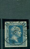 Preussen, Friedrich Wilhelm IV, Nr. 7 gestempelt