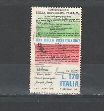 B9579 - ITALIA 1978 - 30° COSTITUZIONE N. 1422 - MAZZETTA  DA 50 - VEDI  FOTO