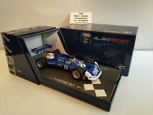 LE465 SOLIDO Alain PROST 83504 Voiture 1/18 F1 Formule Renault MK20 1977