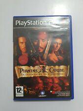 Piratas del Caribe:La leyenda de Jack Sparrow PS2 pal España COMPLETO
