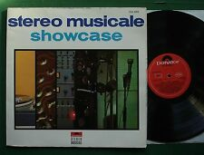 Stereo Musicale Showcase inc Midnight in Moscow / Barcarole + 104 450 LP