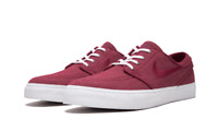 Nike Zoom Janoski  UK Size 8 Men's Trainers Red White Shoes