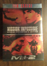 Mission: Impossible & M:i-2 DVD Set NEW