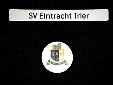 """Magnetlogo & Schriftzug """"SV Eintracht Trier"""" für Magnettabelle Magnet Logo SVE"""