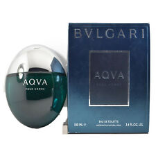 Aqva Pour Homme by Bvlgari Eau De Toilette 3.4 OZ 100 ML Spray