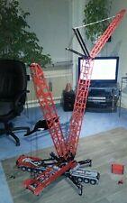 De recette instruction 42009 gittermastkran autoconstruction pièce unique MOC LEGO TECHNIC