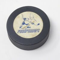 VTG PHOENIX ROADRUNNERS HOCKEY 1 Sided PUCK WHL